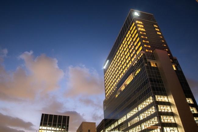 高層階からの都心の眺望が楽しめる「THE BLOSSOM HIBIYA」、新橋駅から徒歩5分