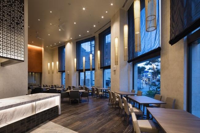 レストラン 37 Steakhouse & Bar NAHA 内観