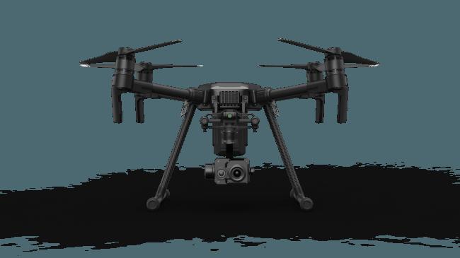 FLIR Aerial サーマルイメージングキット