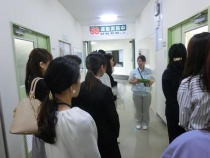 とちぎ男女共同参画センター主催 キャリア・マネジメント講座での工場見学