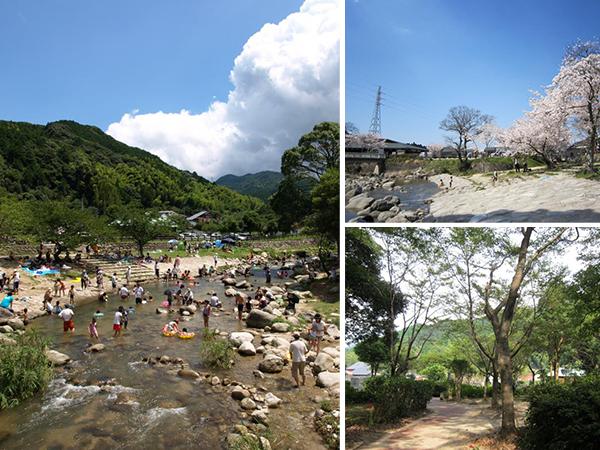 福岡県那珂川市「中ノ島公園」