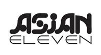 増田セバスチャン氏デザインによる「ASIAN ELEVEN」ロゴ