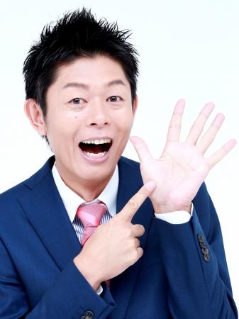 島田 秀平 手相芸人