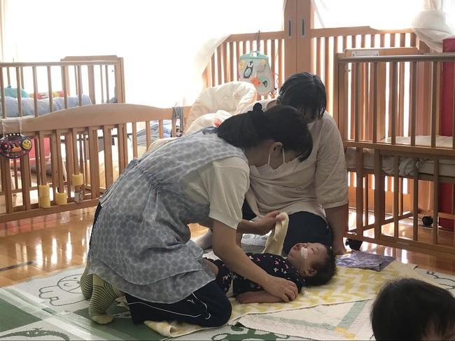 看護師による研修
