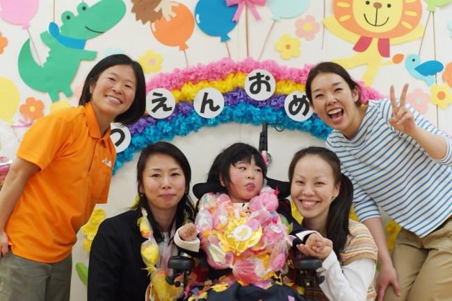 障害児保育園ヘレン、初めての卒園児が誕生 ~今春、卒園や転園をした ...