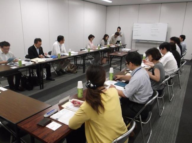 """長崎県での勉強会で、""""なかなか相談に来れない親子""""の支援について意見交換"""