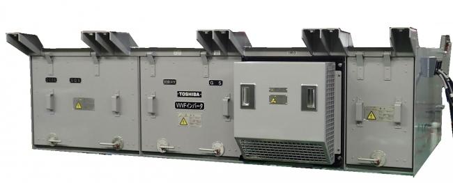 All-Sic素子適用VVVFインバータ装置