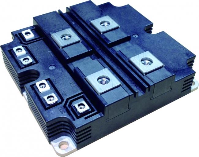 3.3kV All-SiC素子(東芝デバイス&ストレージ株式会社が開発・製造)