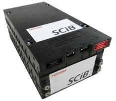 リチウムイオン二次電池SCiB