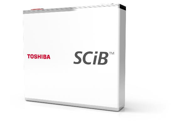 リチウムイオン二次電池SCiB(セル)