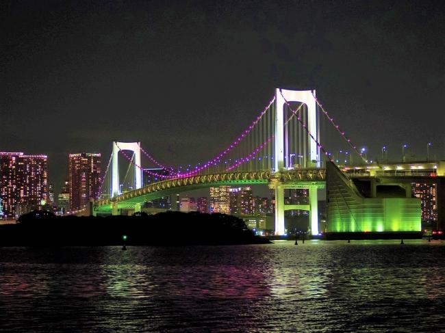 東京 都庁 ライト アップ