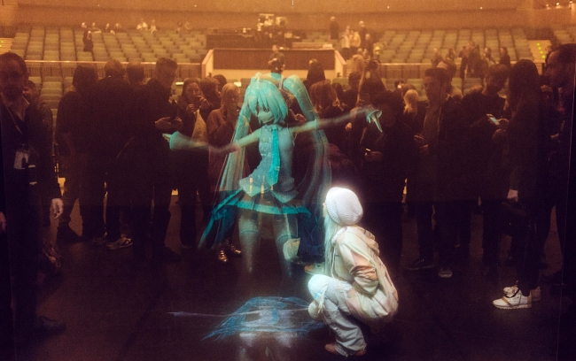 Still Be Here ft.Hatsune Miku