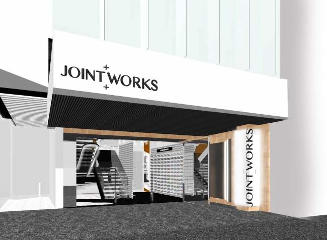JOINT WORKS外観