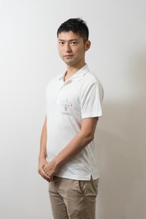 ▲株式会社アイデミー 代表取締役CEO 石川 聡彦▲
