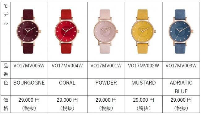 画像5: 腕時計ブランド「Klasse14」から2017年秋冬モデル登場!