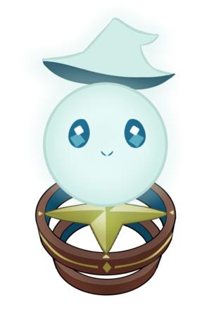 『ネビィ』キャラクターデザイン