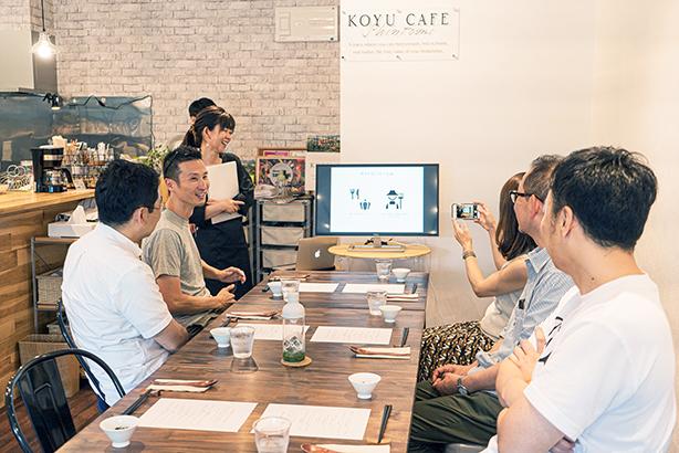 2年間で1万人以上の関係人口を創出している宮崎県新富町。「こゆ野菜カフェ」はその案内所として機能しています。