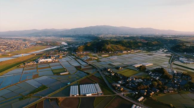 宮崎県新富町には、スマート農業の実証実験に適した農地や先進農業に理解のある若手農家が揃っているなど、理想的な環境が整っています。