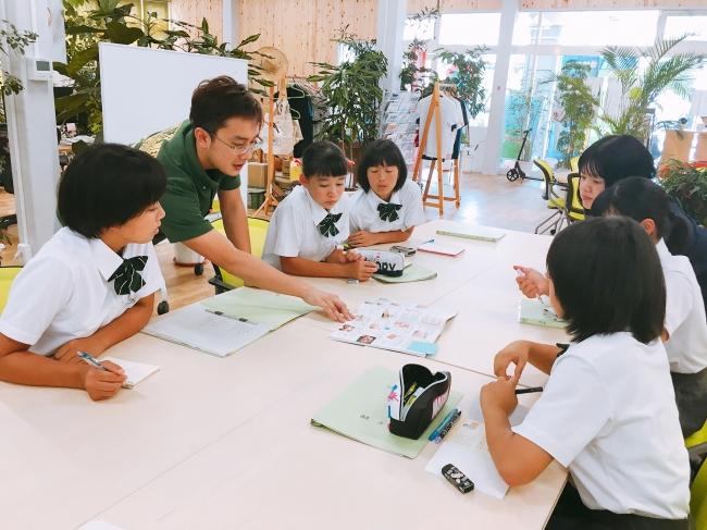 こゆ財団では地元の小中学生を中心に今後も持続可能なまちづくりに必要な情報を提供し、将来のつながる人材育成に注力していきます。