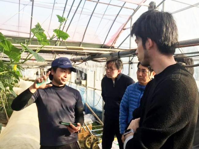 農業の町、宮崎県新富町ではスマート農業推進協会が農家とベンチャーのマッチングをコーディネートしています。