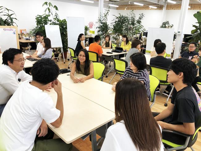 ユニリーバ・ジャパンとの連携・協働は2019年からスタートしています