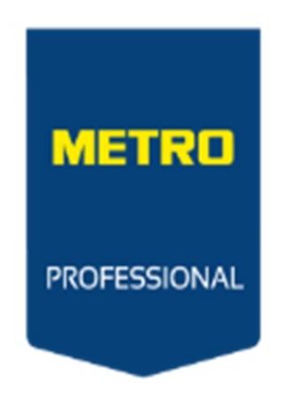 メトロ プロフェッショナルロゴ