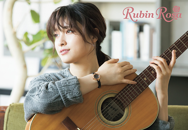 Rubin Rosa ソーラーチャージ時計R220シリーズ