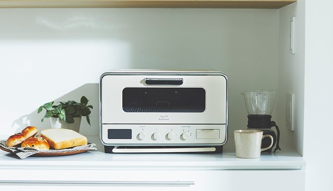 Kamome Steam Convection Oven Toaster