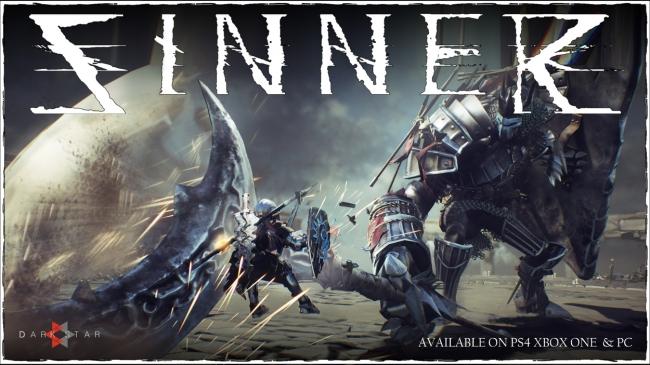 開発元はDark Star。「Sinner Sacrifice for Redemption」のマルチプラットフォーム展開の販売担当はAnother Indieとなっています。
