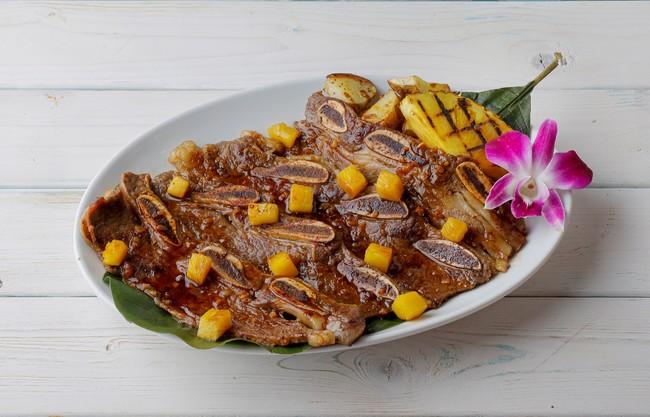 ハワイアンカルビ・BBQグリル