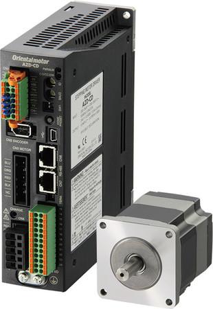 バッテリレスアブソリュートセンサ搭載「αSTEP AZシリーズ」