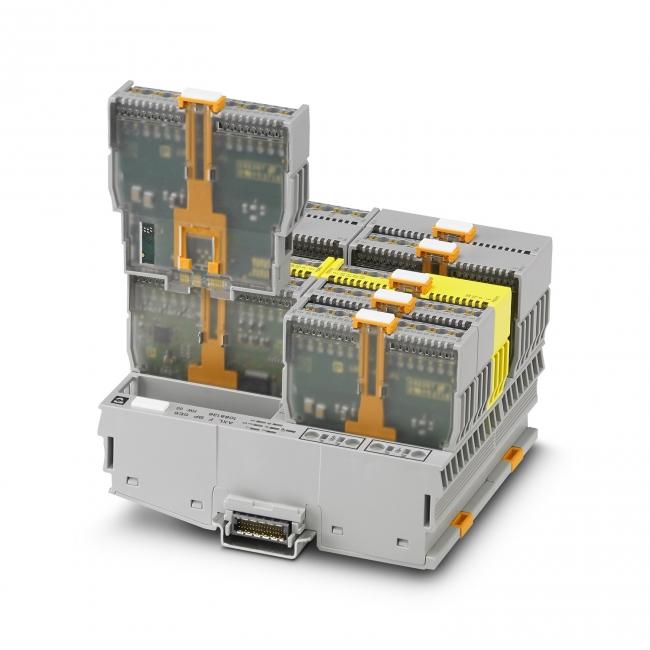 Axioline Smart Elements (スマートエレメントとバックパネル)