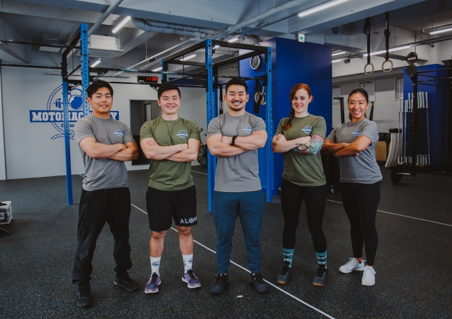 CrossFit Motomachi Bay