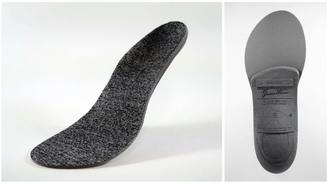 足の写真だけで作れるオーダーメイドインソール「HOCOH(ホコウ)」