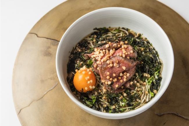 高萩ローストビーフ蕎麦