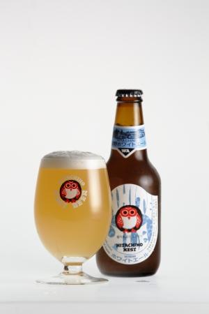 常陸野ネストビール(ホワイトエール)