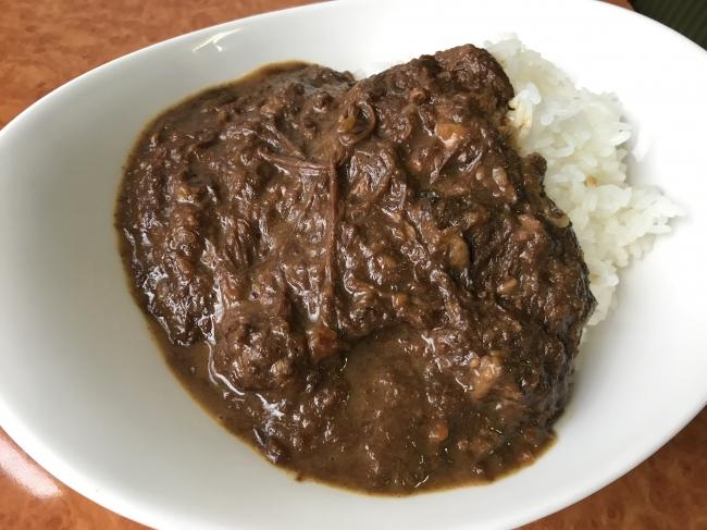 キサラの牛スジ煮込みカレー