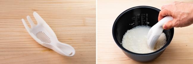 極お米とぎ