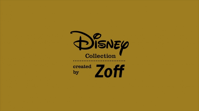 Disney Collection created by Zoff ロゴ