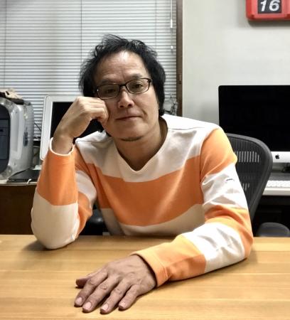 江口寿史氏