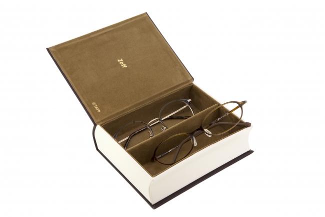 『「ビブリア古書堂の事件手帖」×Zoffコラボ 古書型ケース』
