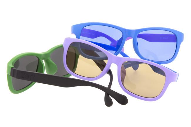 ↑キッズ用組み立てサングラス(写真はイメージです。)