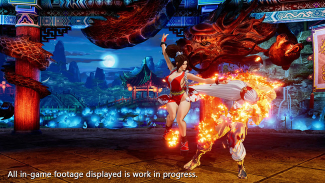 Mai Shiranui - The King of Fighter XV - GamersRD
