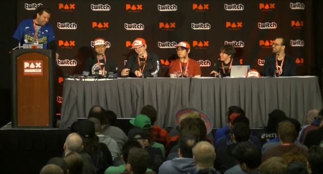 Image result for pax east panel