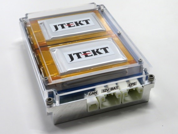 製品イメージ (充放電システム)