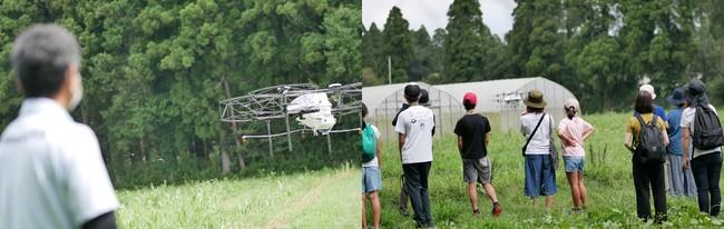 参考資料2: 飛行の様子