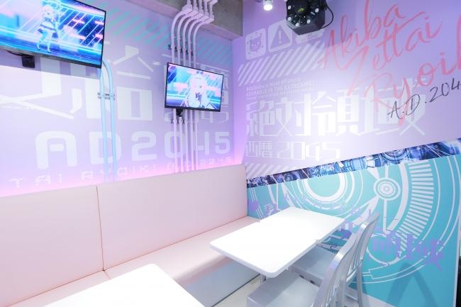 サイバーパンク×メイドカフェ!?クチコミで人気のメイドカフェ