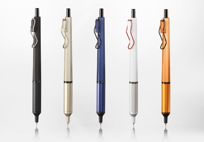 油性ボールペンの限界に挑んだ超極細、油性ボールペン初となる、世界 ...