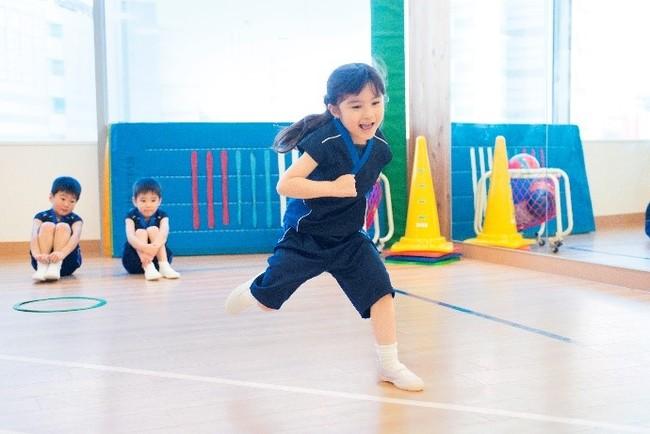スポーツ科学の力でお子さまの運動能力を目覚めさせる