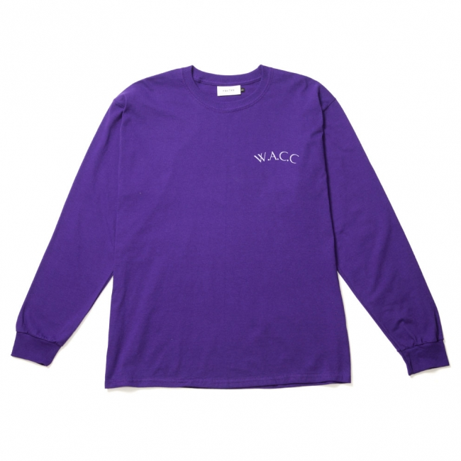 "W.A.C.C ""Sets in the West Long Sleeve Tee"" front"